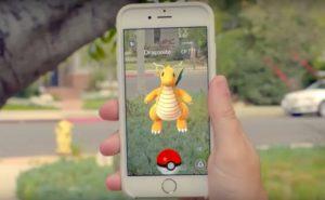 A promo for Pokémon GO. Image via YouTube