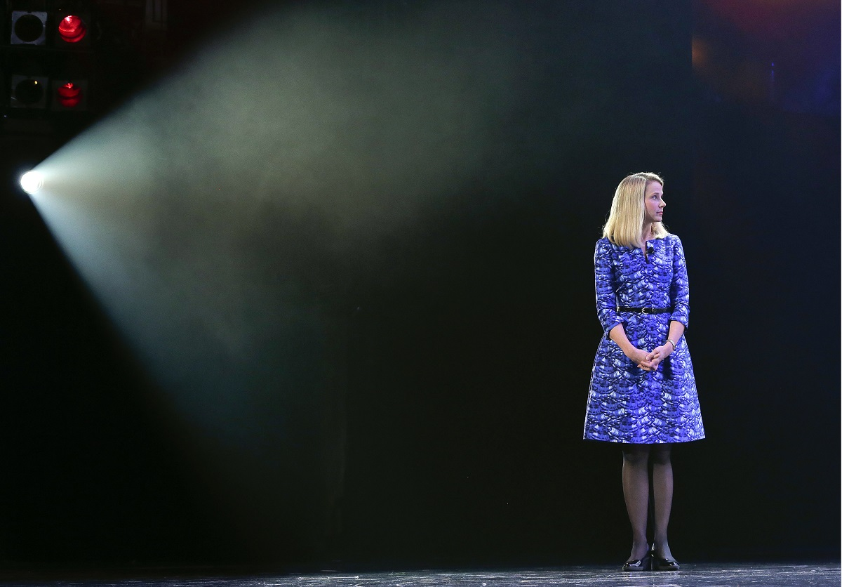Yahoo: CEO Marissa Mayer to resign as company prepares for awkward 'Altaba' rebrand