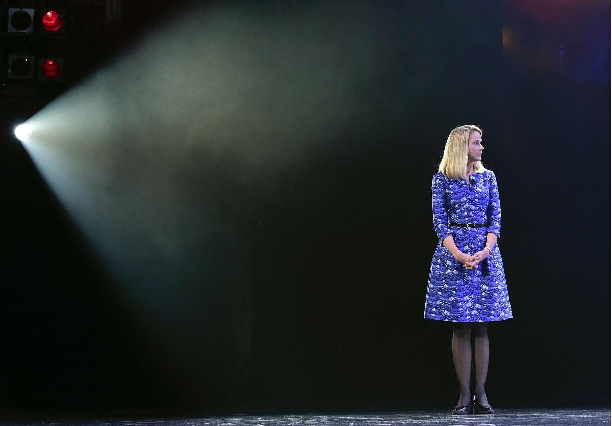 Yahoo: CEO Marissa Mayer to resign as company prepares for awkward 'Altaba' rebrand