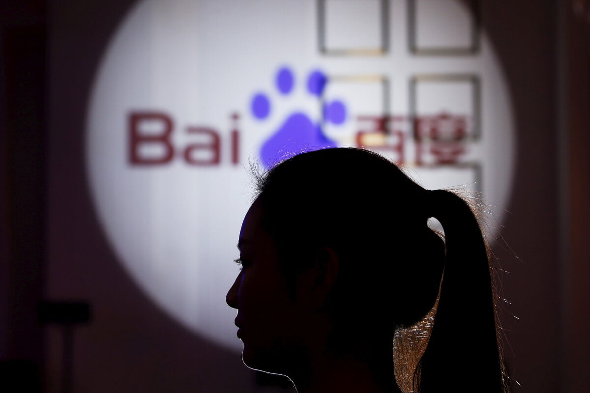 China's Baidu launches $1.5 billion autonomous driving fund